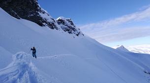 Ski touring-Flaine, Le Grand Massif-Ski touring excursion in Flaine, Grand Massif-5