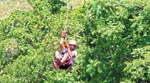 Zip-Lining-Puerto Plata-Canopy tour in Monkey Jungle from Puerto Plata-4