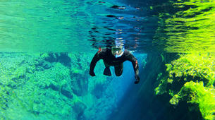 Snorkeling-Reykjavik-Snorkeling in Silfra near Reykjavik-5