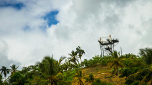 Bungee Jumping-Punta Cana-Rope swinging and zip lining near Punta Cana-5