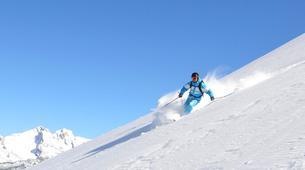 Ski de Randonnée-La Clusaz, Massif des Aravis-Excursion Ski de Randonnée à La Clusaz-4