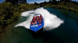 Jet Boating-Taupo-Huka Falls Jet Boat ride in Taupo-1