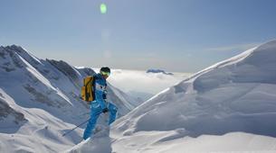 Ski de Randonnée-La Clusaz, Massif des Aravis-Excursion Ski de Randonnée à La Clusaz-1
