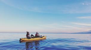 Kayak de mer-Kaikoura-Pedal kayaking excursions in Kaikoura-5