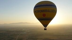 Hot Air Ballooning-Barcelona-Hot air balloon flights near Montserrat from Barcelona-13