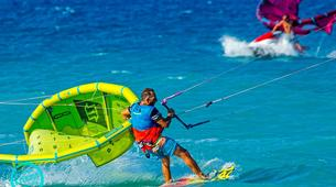 Kitesurfing-Rhodes-Beginner and Intermediate Kitesurfing courses in Kremasti, Rhodes-5