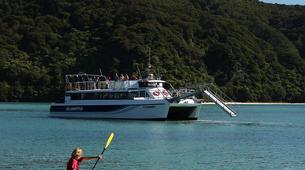 Sea Kayaking-Abel Tasman National Park-Sea kayaking and hiking excursion in Abel Tasman-2
