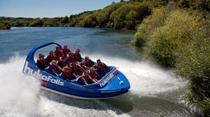 Jet Boating-Taupo-Huka Falls Jet Boat ride in Taupo-1
