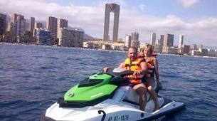 Moto de Agua-Benidorm-Excursión en Jet Ski por la costa de Benidorm-5