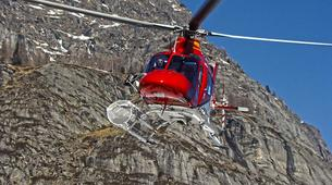 Helicopter tours-Aosta Valley-Scenic helicopter flight over Monte Rosa, Aosta Valley-4