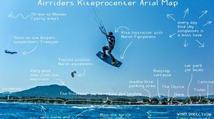 Kitesurfing-Rhodes-Beginner and Intermediate Kitesurfing courses in Kremasti, Rhodes-3