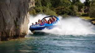 Jet Boating-Taupo-Huka Falls Jet Boat ride in Taupo-2