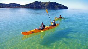 Sea Kayaking-Abel Tasman National Park-Sea kayaking excursion in Anchorage from Kaiteriteri-1