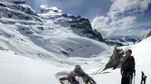 Ski touring-Flaine, Le Grand Massif-Ski touring excursion in Flaine, Grand Massif-4