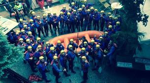 Rafting-Genève-Descente en Rafting de l'Arve près de Genève-9