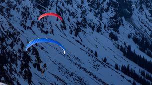 Paragliding-Oberstdorf-Advanced paragliding course near Oberstdorf-5