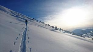 Ski de Randonnée-La Clusaz, Massif des Aravis-Excursion Ski de Randonnée à La Clusaz-3