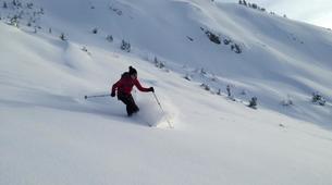 Ski de Randonnée-La Clusaz, Massif des Aravis-Excursion Ski de Randonnée à La Clusaz-5