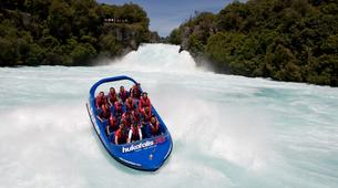 Jet Boating-Taupo-Huka Falls Jet Boat ride in Taupo-5