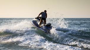 Moto de Agua-Benidorm-Excursión en Jet Ski por la costa de Benidorm-3