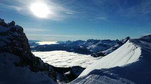 Ski Hors-piste-Flaine, Le Grand Massif-Stage Ski et Snowboard Hors-Piste à Flaine, Grand Massif-1