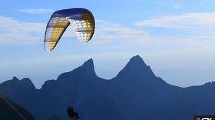 Paragliding-Oberstdorf-Tandem paragliding in Bolsterlang near Oberstdorf-3