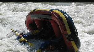 Rafting-Genève-Descente en Rafting de l'Arve près de Genève-1