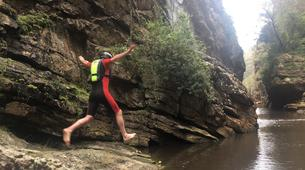 Canyoning-George-Kaaimans canyon near George, Western Cape-1
