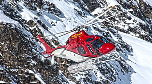Helicopter tours-Aosta Valley-Scenic helicopter flight over Monte Rosa, Aosta Valley-3