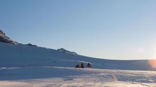 Snowshoeing-Les 7 Laux-Snowshoeing excursion in Les 7 Laux-3