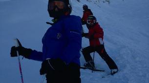 Ski Hors-piste-Cortina d'Ampezzo-Journée Ski Hors-Piste près de Cortina d'Ampezzo-5