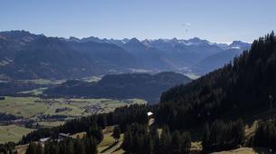 Paragliding-Oberstdorf-Paragliding intro course near Oberstdorf-1