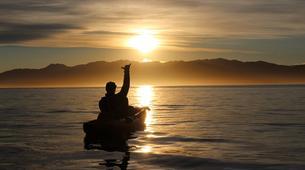 Kayak de mer-Kaikoura-Pedal kayaking excursions in Kaikoura-2
