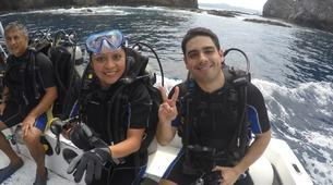 Scuba Diving-Las Catalinas-PADI Discover Scuba Diving in Las Catalinas-6