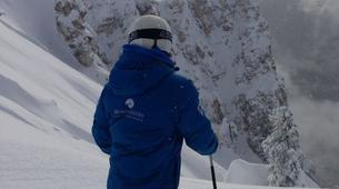 Ski Hors-piste-Cortina d'Ampezzo-Journée Ski Hors-Piste près de Cortina d'Ampezzo-3