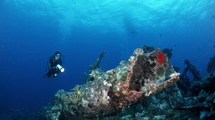 Scuba Diving-Tahiti-Adventure dives in Tahiti-1