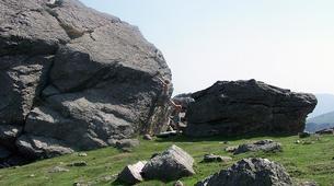 Escalade-Ariege-Initiation Escalade sur Bloc dans la Vallée d'Orlu en Ariège-1