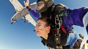 Skydiving-Athens-Tandem skydiving in Kastro near Athens-6