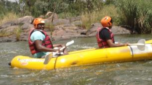 Rafting-Johannesburg-Whitewater rafting on the Vaal river near Johannesburg-5