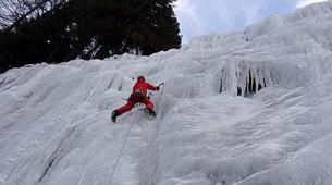 Ice Climbing-Großglockner-Guided ice climbing trips in Ahrntal from Lienz-4