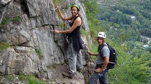 Via Ferrata-Ariege-Via Ferrata du Vicdessos en Ariège-5