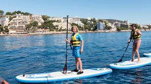 Stand up Paddle-Mallorca-SUP excursion and rentals near Palma de Mallorca-6