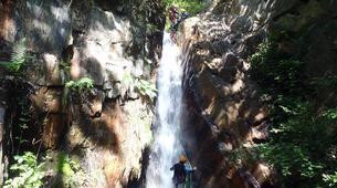 Canyoning-Ariege-Canyon de l'Argensou Inférieur en Ariège-5
