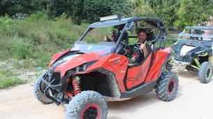 Quad biking-Playa del Carmen-Buggy excursion to a cenote and Mayan village from Playa del Carmen-1