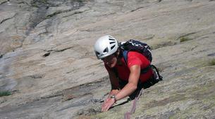 Alpinisme-Ariege-Journée Alpinisme sur la Dent d'Orlu en Ariège-3