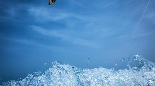 Kitesurfing-La Caletta-Advanced kitesurfing course in La Caletta, Sardinia-6