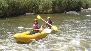 Rafting-Johannesburg-Whitewater rafting on the Vaal river near Johannesburg-4