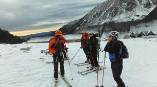 Backcountry Skiing-Nuria-Ski touring in Vallter 2000 near Nuria-2