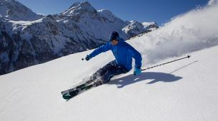 Ski Hors-piste-Serre Chevalier-Ski et Snowboard Hors-Piste à Serre Chevalier-2