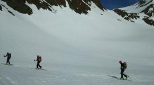 Backcountry Skiing-Nuria-Ski touring in Vallter 2000 near Nuria-6